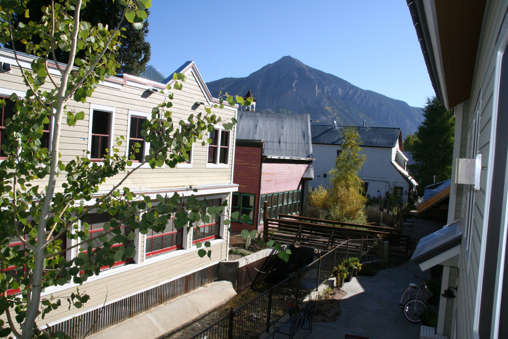 For Sale: 120 and 122 Elk Avenue Crested Butte