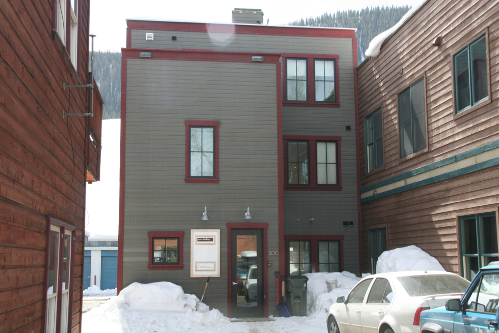 Commercial Residential Crested Butte