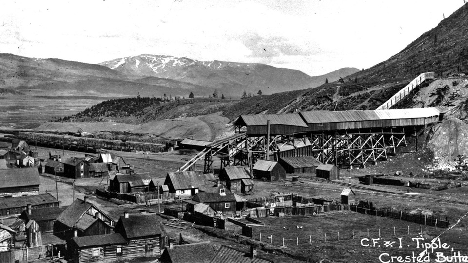 Crested Butte Historic Big Mine