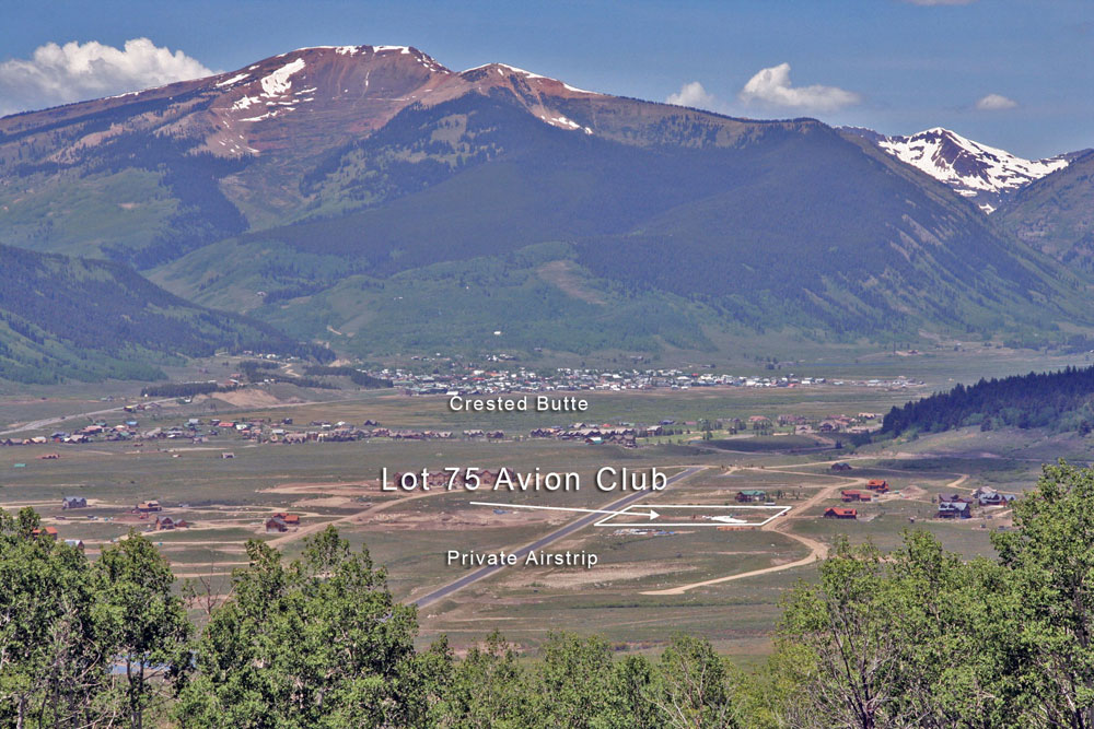 For Sale: Lot 75 Avion Club