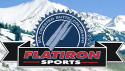 Flatiron Sports Logo - Crested Butte