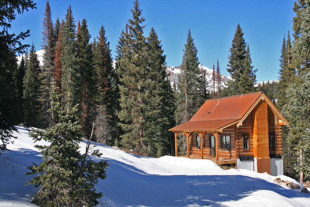 For Sale Irwin Colorado Cabin Channing Boucher 39 S