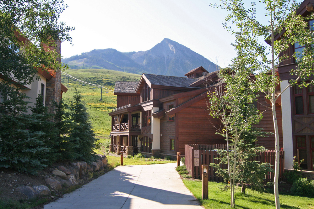 Crested Butte Ski Resort Development Land