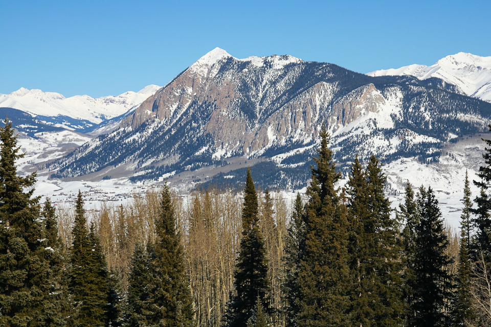 Red Mountain Ranch Crested Butte CO Land Image