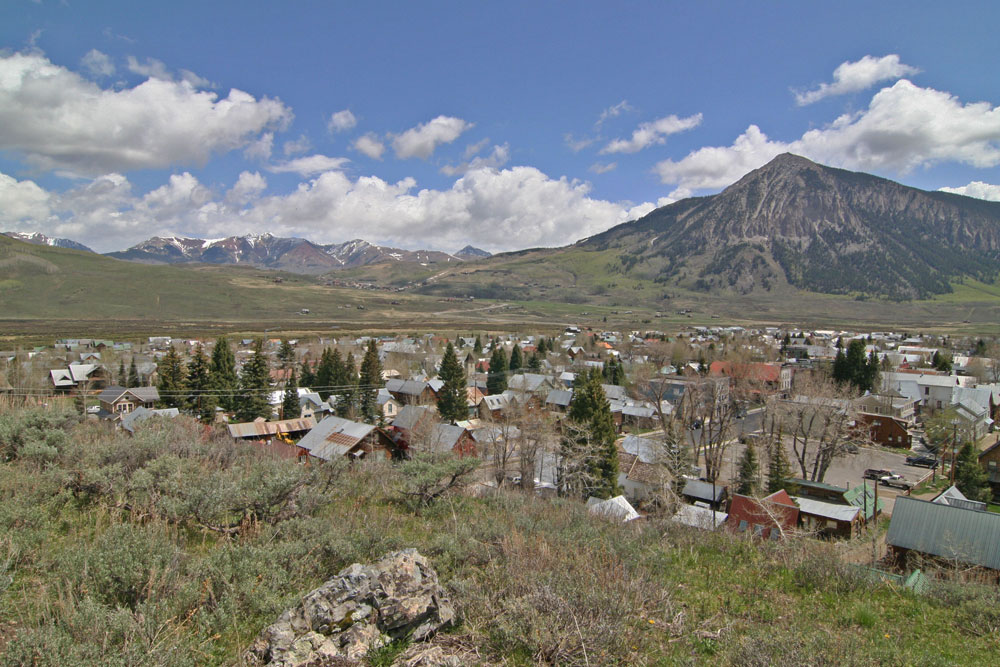 For Sale: 1.58 Acres Town of Crested Butte