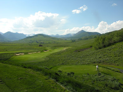 Crested Butte Country Club Golf