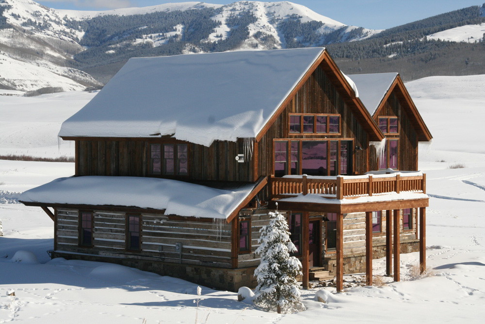 Sold by Channing Boucher in Crested Butte