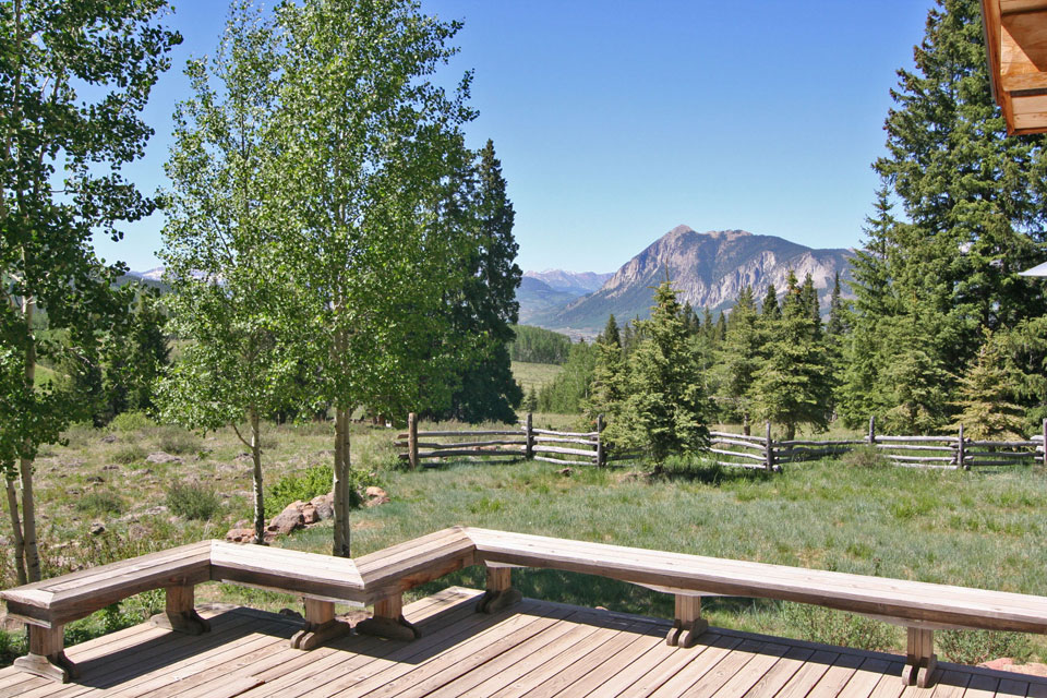 2103 Mid Year Real Estate Report Crested Butte