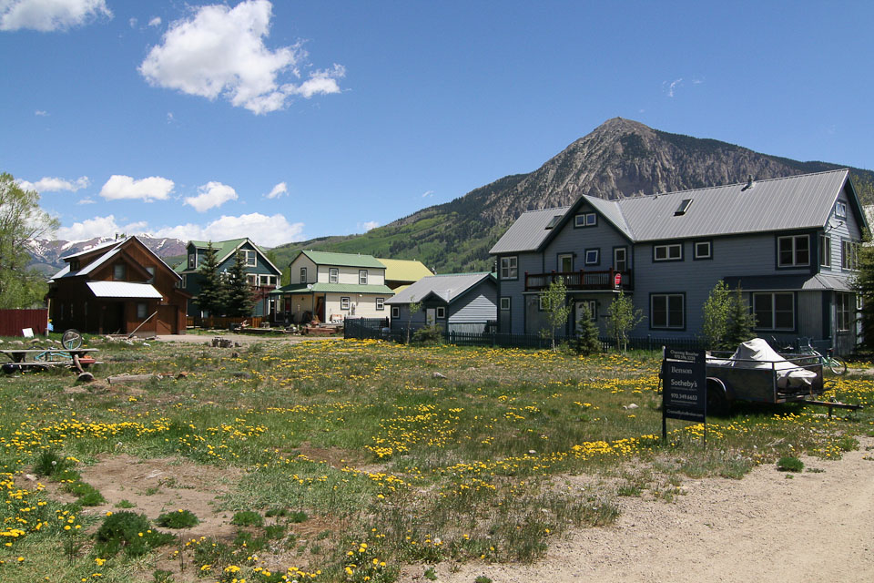 Land for Sale in Crested Butte