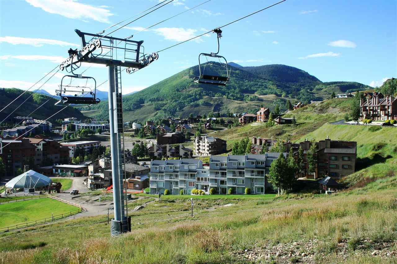 SOLD Today in Crested Butte