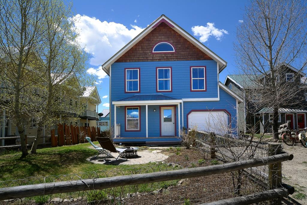 Sold by Channing Boucher in Crested Butte Today.