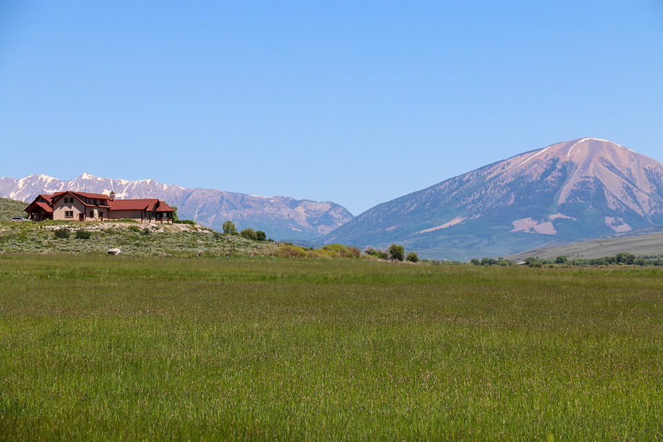 For Sale: 150+ Acre Ranch near Gunnison