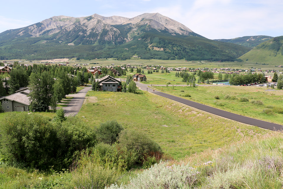 Crested Butte Country Club Development Land