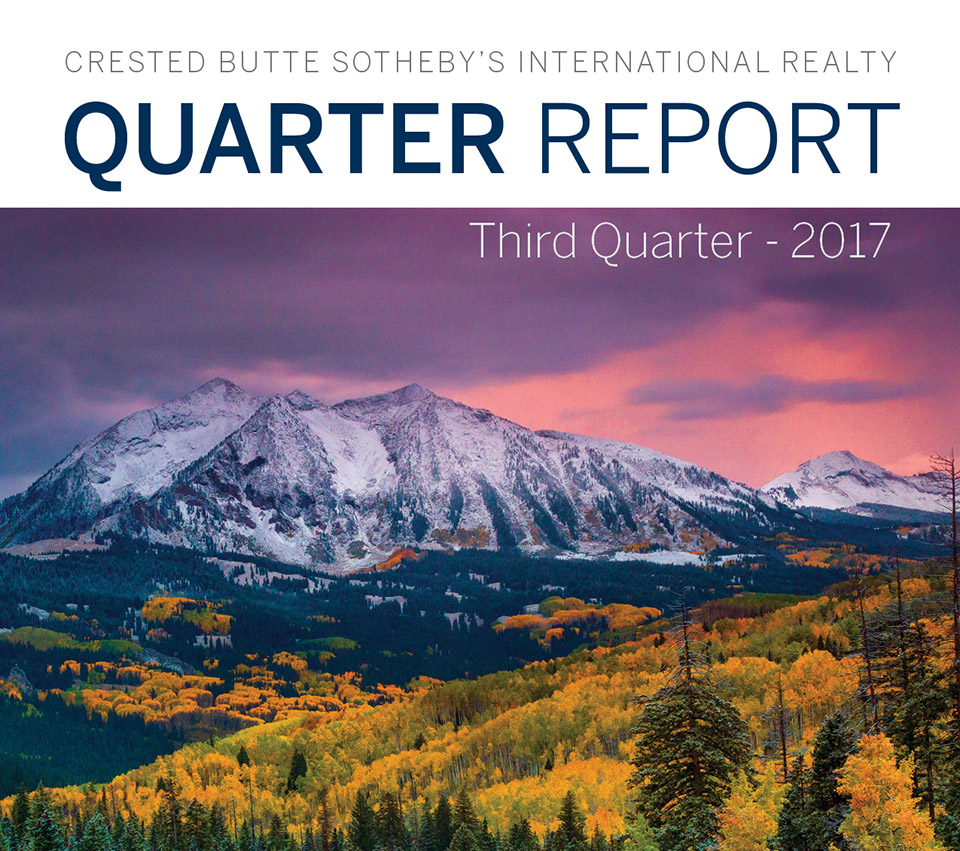 Market Report for Crested Butte