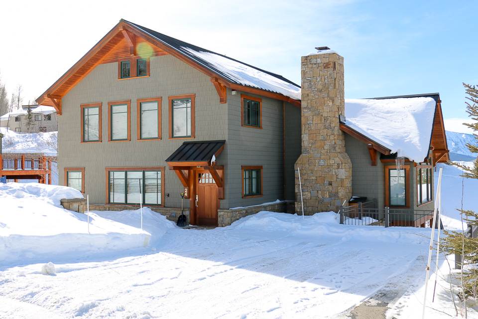 24 Ruby Drive in Mt. Crested Butte