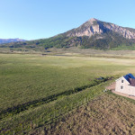 Summer Evening in Crested Butte